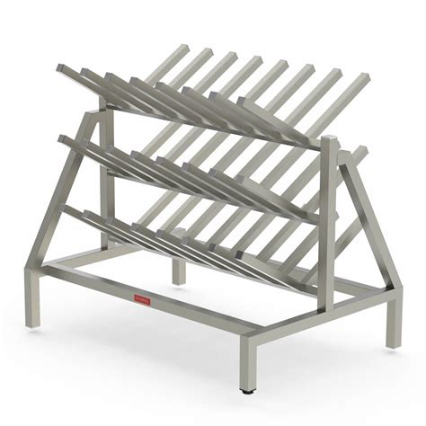 static double sided boot rack uk manufacturer syspal uk