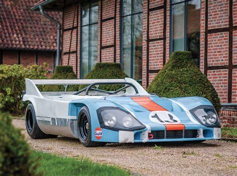 Porsche 917/10 Prototype | Porsche 917, Porsche, Porsche cars