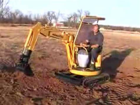 komatsu pcuu mini excavator  digger minibagger tractor gravemaskin koparki maskiner pelle