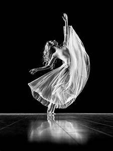grayscale photography of woman doing ballet photo – Free ...