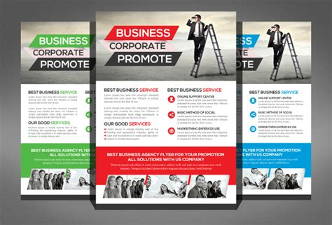17 Marketing Flyer Template Free Psd Eps Documents Marketing Flyers 18 Marketing Flyer Templates Printable