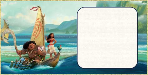 moana invitation template free free invitation templates