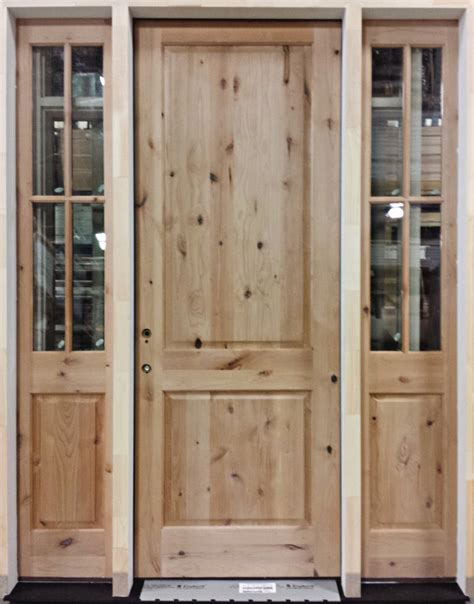 alder wood doors exterior 8 knotty alder wood door heritage millwork inc