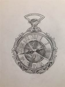 1000+ ideas about Pocket Watch Drawing on Pinterest ...