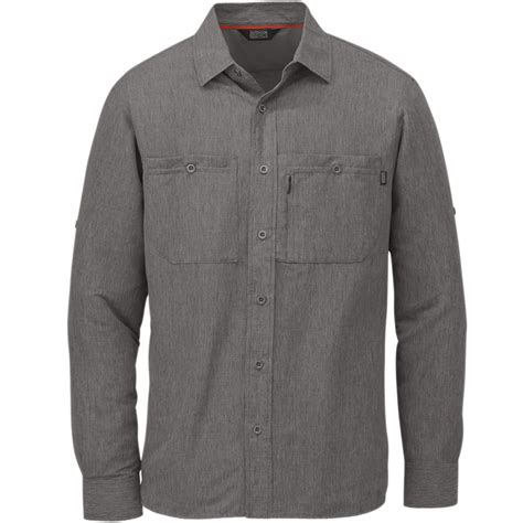 outdoor research wayward sentinel shirt mens backcountrycom