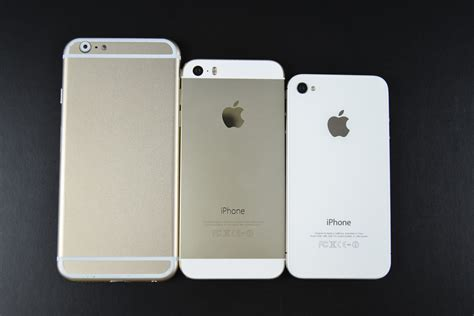 how much to replace a visual look at apple 39 s iphone 6 vs previous iphones