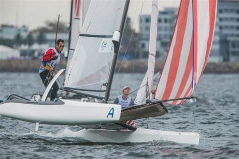 Olympic Boat by 2016 Olympic Sailing Deliver Usa Bronze And Future