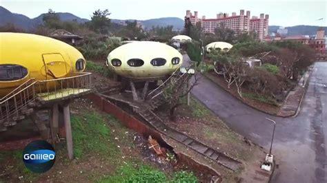 Ufo Häuser Taiwan by Das Mysteri 246 Se Ufo Dorf Taiwan