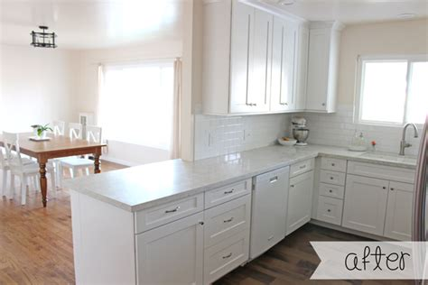 pictures of remodeled kitchens with white cabinets my white kitchen glorious treats 9729