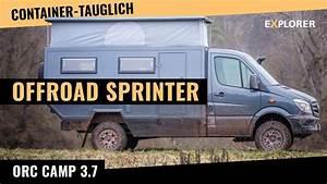 Canadian Explorer Koffer : sprinter 4x4 wohnmobil mit hubdach containertauglich doovi ~ Orissabook.com Haus und Dekorationen