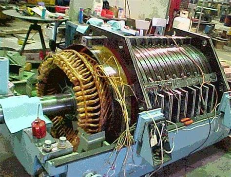 Large Electric Motor by Engineering Photos And Articels Engineering Search