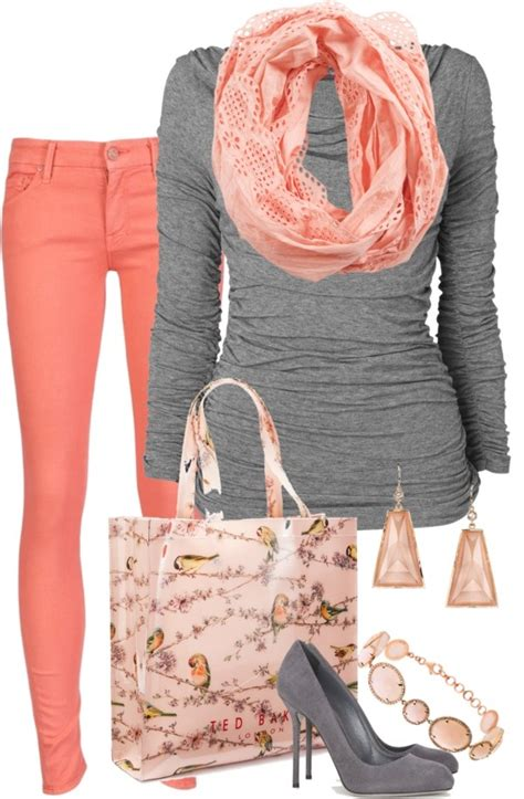 Pink u0026 Grey Outfit Idea! | Couponing With Cupkake