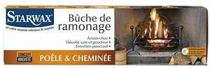 Buche De Ramonage Avis : produits starwax pour l entretien de votre chemin e et ~ Premium-room.com Idées de Décoration