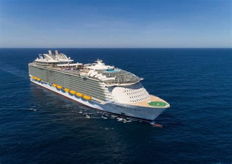 """Cruise Review Royal Caribbean's """"symphony Of The Seas"""""""