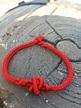 手工編織 方形八股辮編法步驟教程手鍊項鍊繩diy——月老紅繩 - 每日頭條