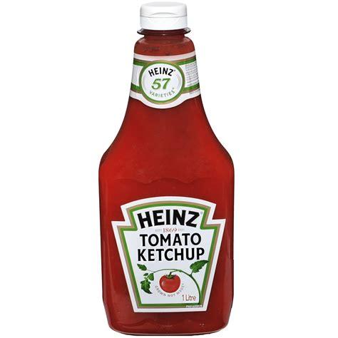 Heinz   Heinz Tomato Ketchup 1L