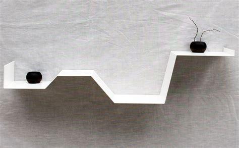 Zigzag Bookcase by Etagere Design Murale Chaios Com