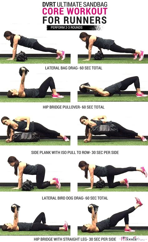 12 Quick And Effective Core Workouts For Runners Run