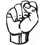 Fist Clipart Cliparts Clip Fists Library