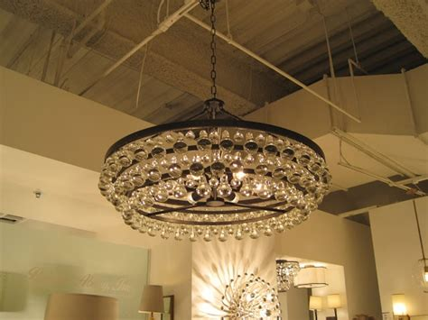 robert large bling chandelier lighting