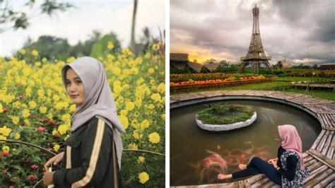 taman wisata papringan spot foto instagramable
