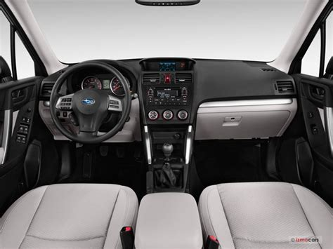 subaru forester 2016 interior 2016 subaru forester interior u s news world report