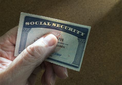 Maybe you would like to learn more about one of these? 8 Powerful Things Your Social Security Number Reveals About You