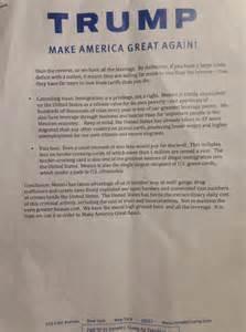 Trump Wall Border News