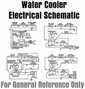Wiring Diagram  9 Primo Water Cooler Parts Diagram