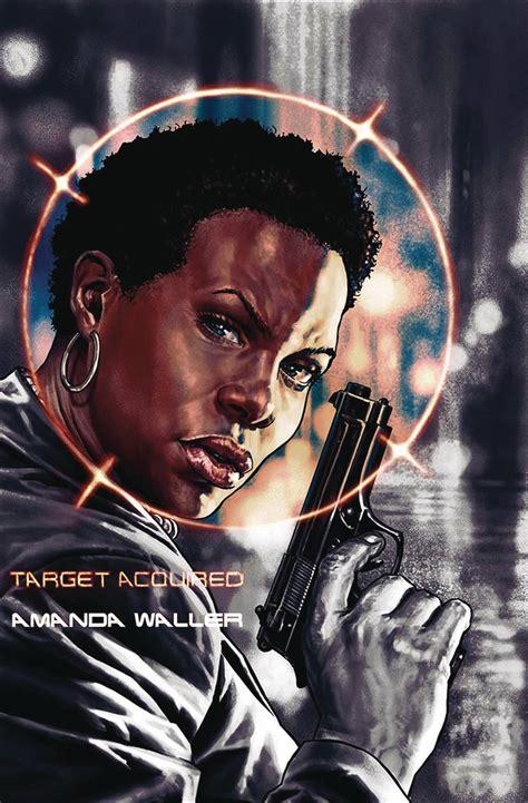 amanda waller prime earth dc  fandom powered