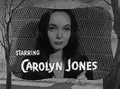 Carolyn Jones - Addams Family Wiki