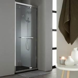 Porte De Douche 100 Cm : porte de douche pivotante 90 cm ~ Melissatoandfro.com Idées de Décoration