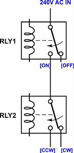 connecting main 240vac to really common in With relay switch wiki