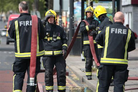 Fire Service Shake Up Cannot Put Financial Savings Before