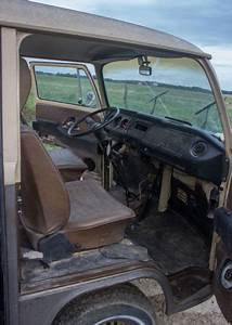 1979 Vw Bus 2000cc Engine Close To Running One Owner