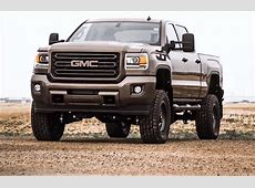 Down with the brown 2015 GMC Sierra 2500HD Crew Cab