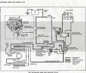 73 Cuda Wiper Motor Wiring Diagram
