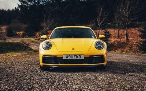 Porsche 911 Carrera 4s 2019 5k Wallpaper