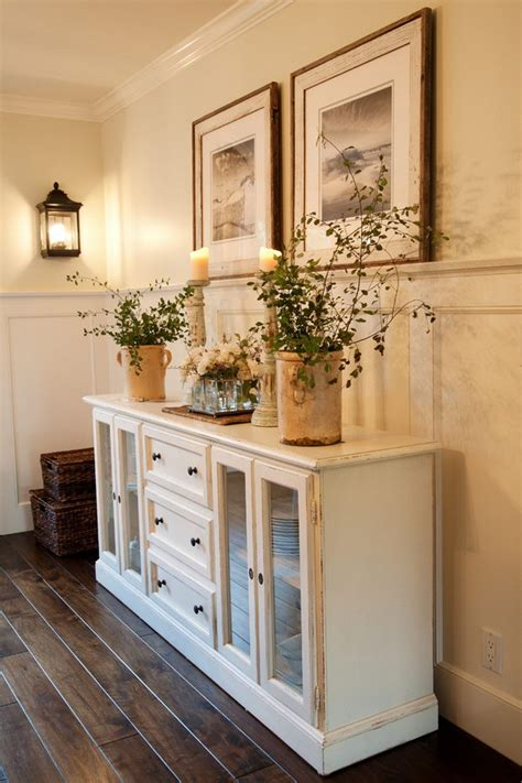 enchanting farmhouse entryway decorations for your inspiration hative - Dining Room Buffet Ideas
