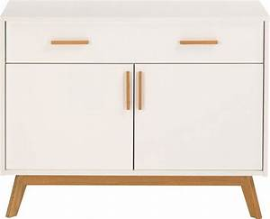 Sideboard Höhe 100 Cm : andas sideboard kensal white breite 100 cm otto ~ Bigdaddyawards.com Haus und Dekorationen