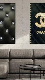 Print Poster Chanel Set of 3 Wall art Wall decor   Etsy in ...