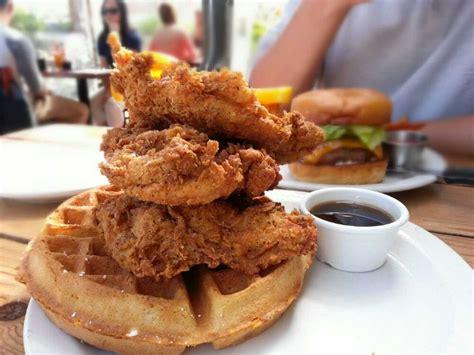screen door restaurant portland chicken and sweet potato waffles yelp