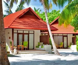 Bungalows Maldives Kurumba Maldives Resort Deluxe