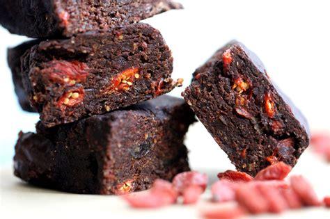 protein pow raw brownies carb low ingredient five vegan proteinpow