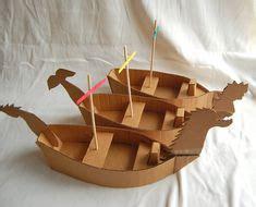 cardboard box boats images cardboard box boats