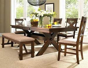 dining table bench seat dining table set posh interiors With dining room table bench seats