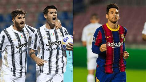 Fecha y hora en Guatemala para ver el partido Juventus vs ...