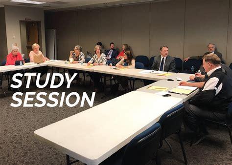 Board Report - March 2017 Study Session