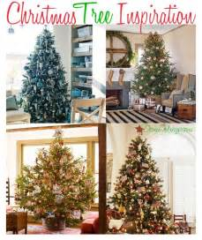 Ribbon Christmas Tree Pictures