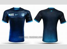 Argentina 2015 Rugby World Cup Nike Home and Away Jerseys